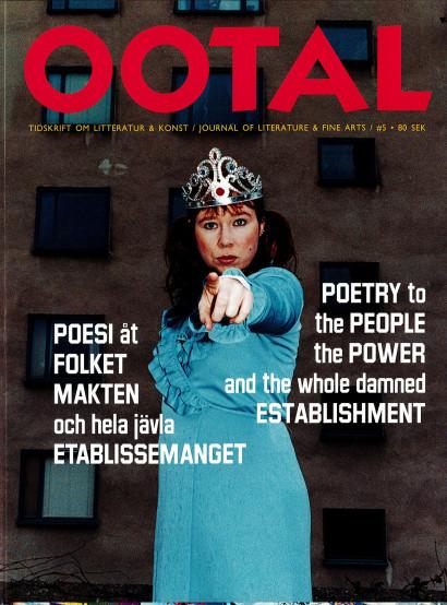 Poesi åt folket, makten och hela jävla etablissemanget