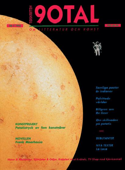 Indianpoesi och potatiskonst