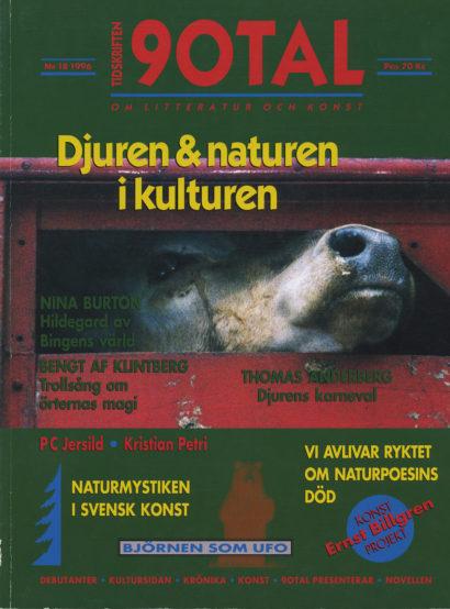 Djuren & naturen i kulturen