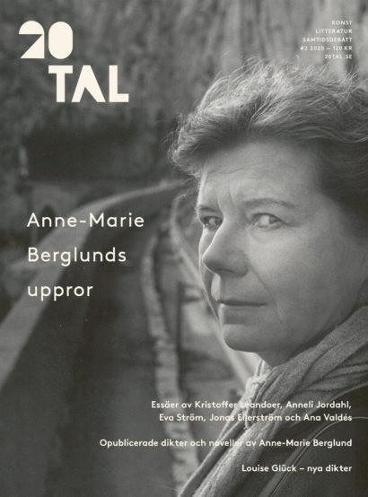 Anne-Marie Berglunds uppror
