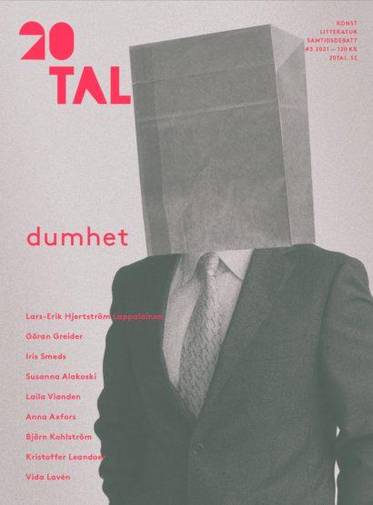 20TAL nr 3 – Dumhet